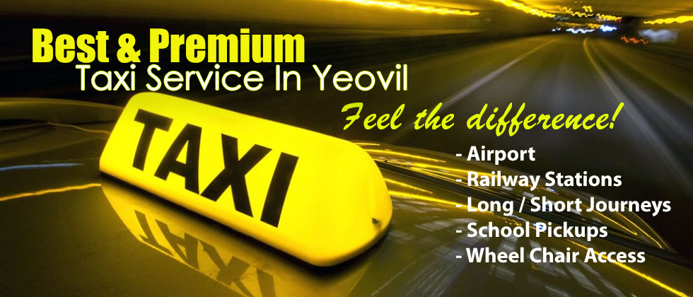 Taxi Service in Yeovil